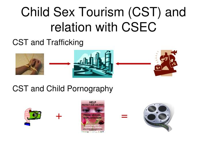 Child Sex Tourism (CST) and relation with CSEC