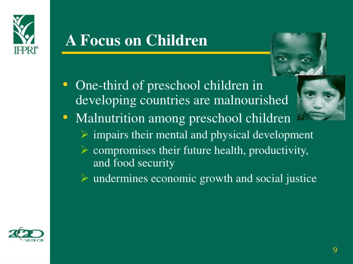 A Focus on Children