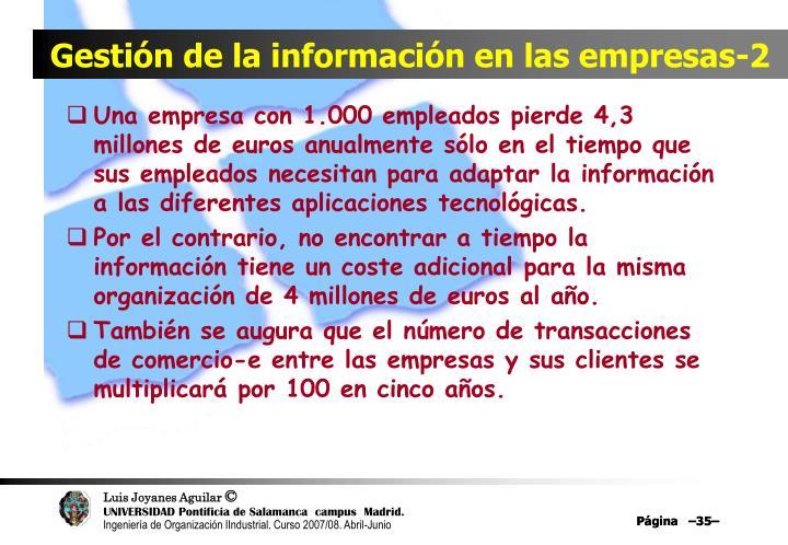 Gestión de la información en las empresas-2