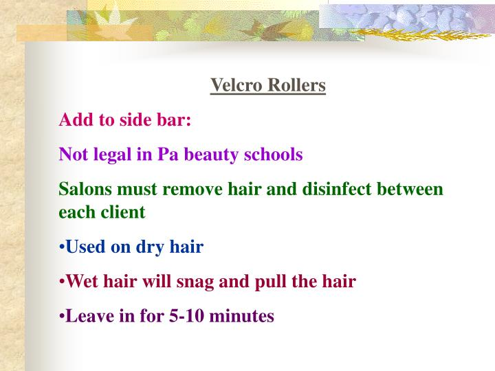 Velcro Rollers