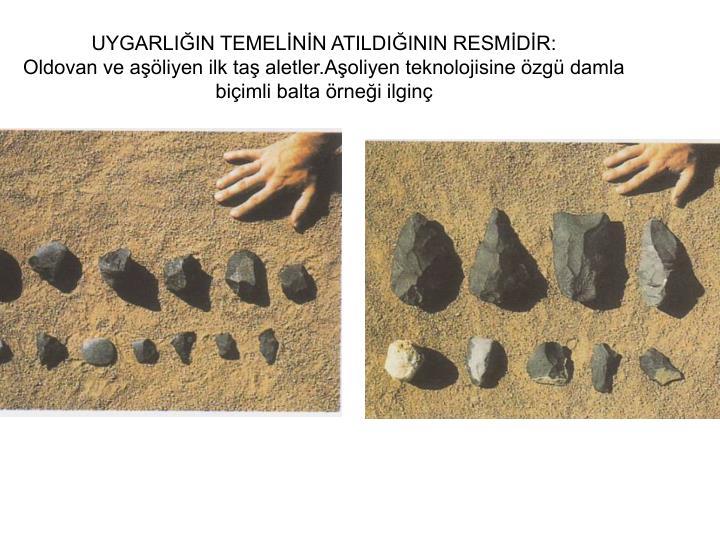 UYGARLIIN TEMELNN ATILDIININ RESMDR: