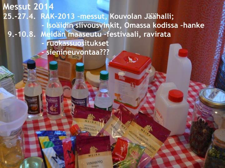 Messut 2014