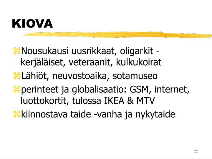 KIOVA