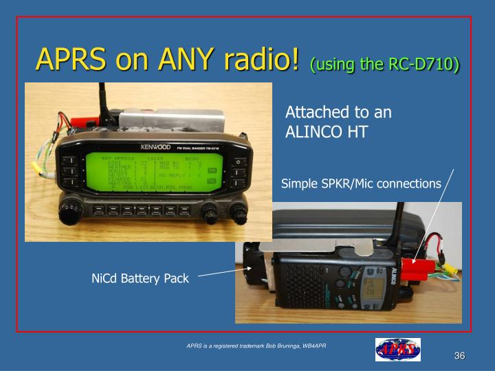 APRS on ANY radio!