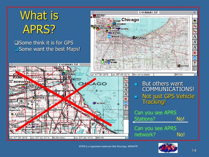 What is APRS?