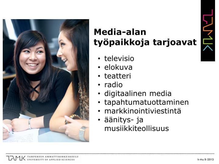 Media-alan