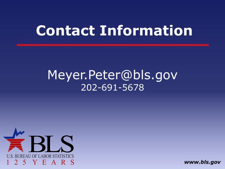 Meyer.Peter@bls.gov