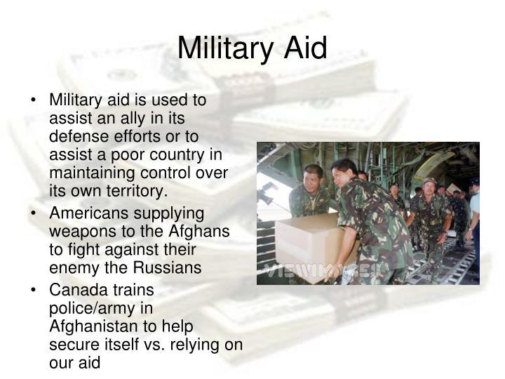Military Aid