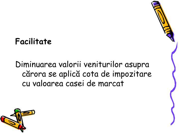 Facilitate