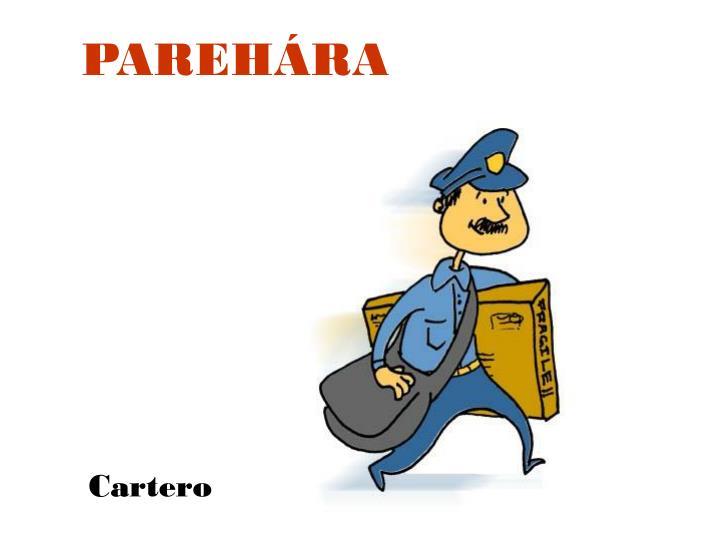 PAREHÁRA