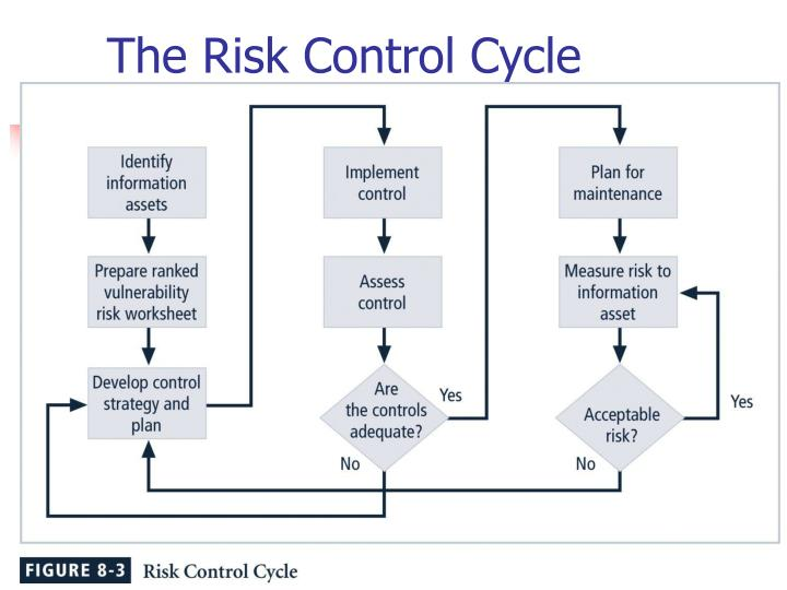 The Risk Control Cycle