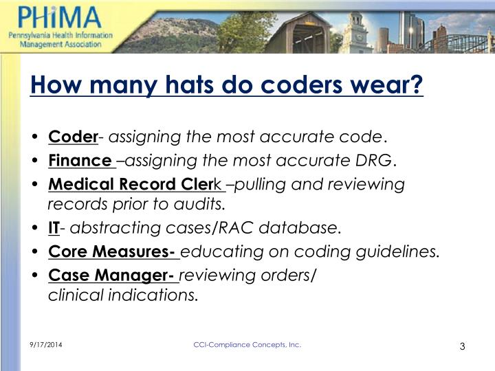 How many hats do coders wear1