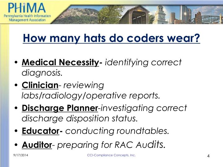 How many hats do coders wear?