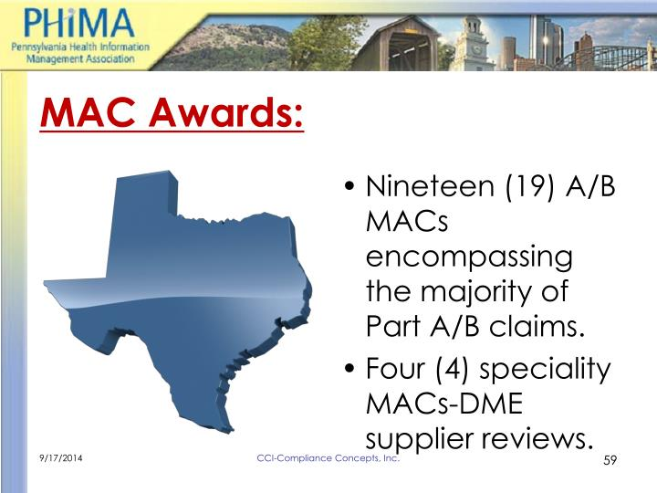 MAC Awards: