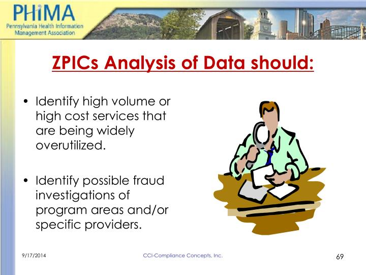 ZPICs Analysis of Data should: