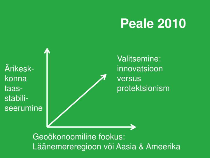 Peale 2010