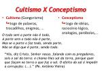 cultismo x conceptismo