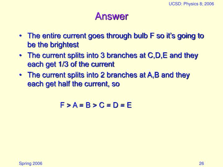 UCSD: Physics 8; 2006