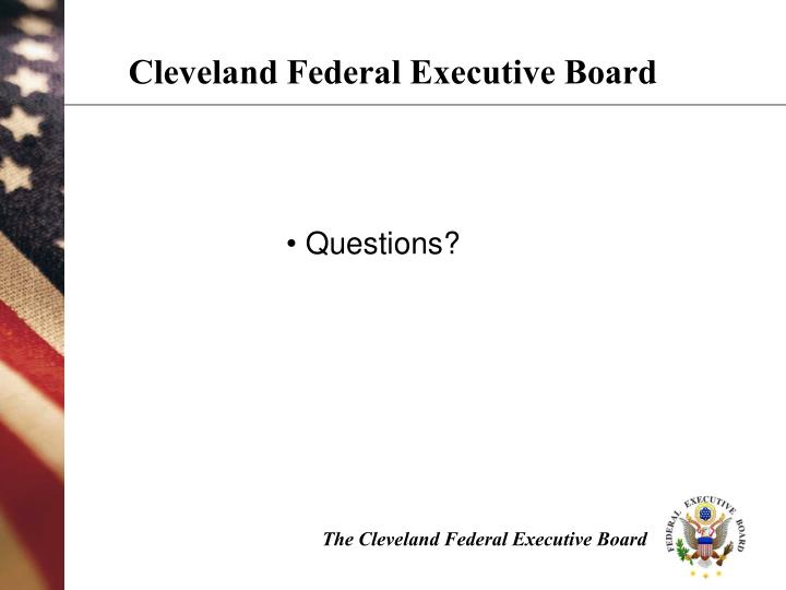 Cleveland Federal Executive Board