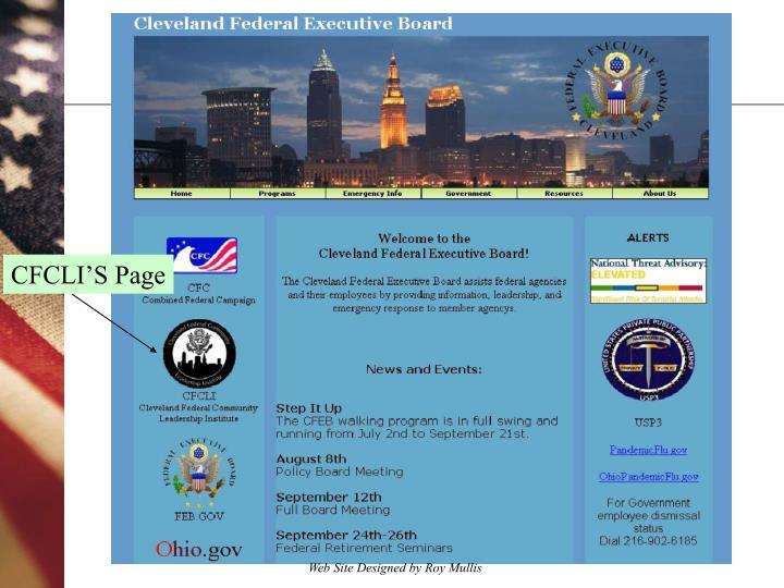 CFCLI'S Page