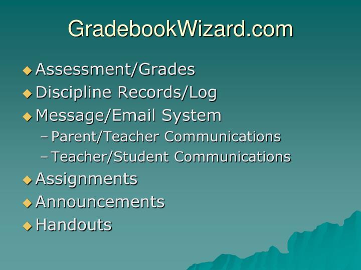 GradebookWizard.com
