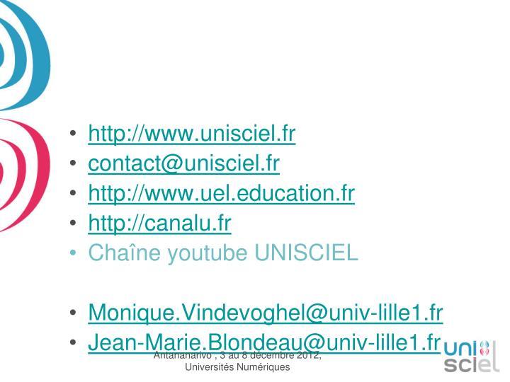http://www.unisciel.fr