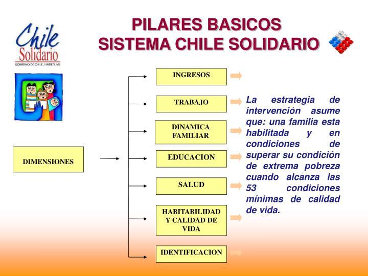 PILARES BASICOS