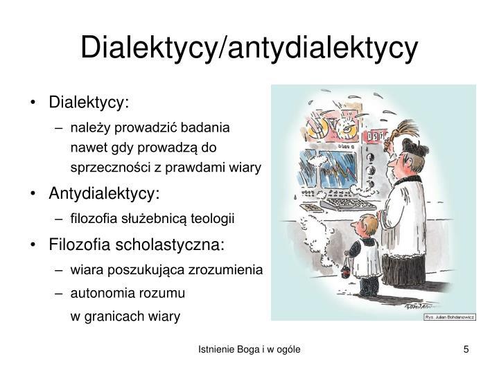 Dialektycy: