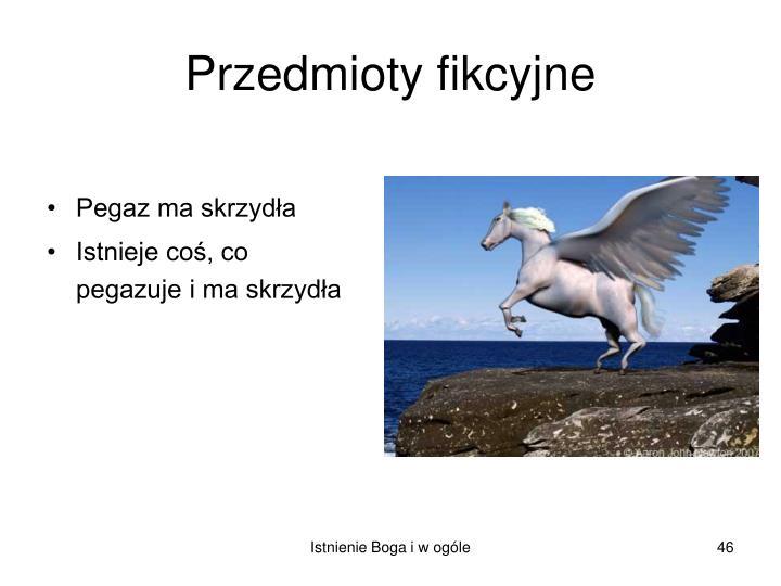 Pegaz ma skrzydła