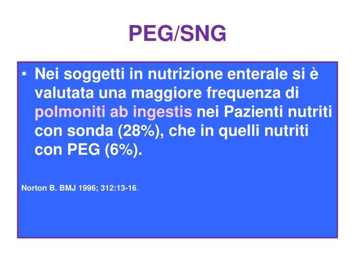 PEG/SNG