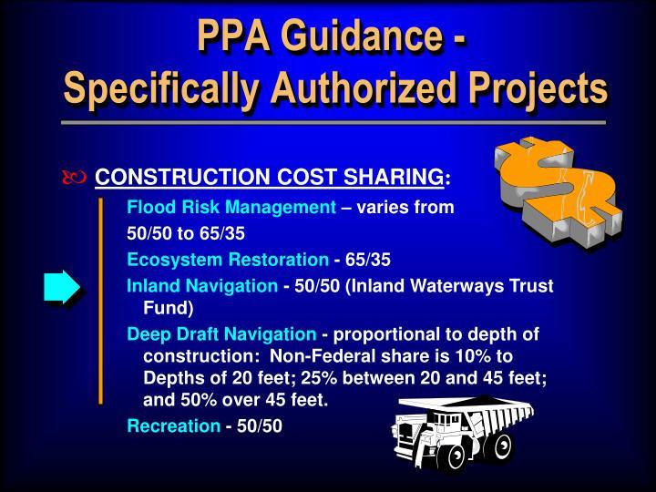 PPA Guidance -