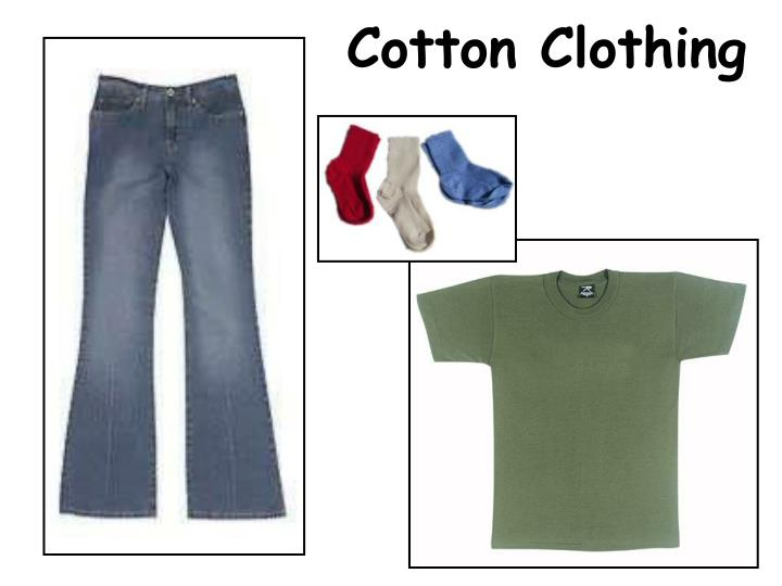 Cotton Clothing