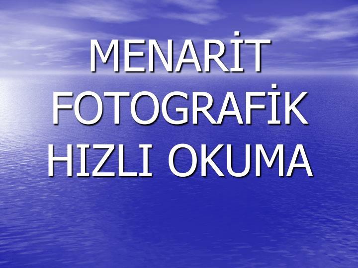 MENARİT