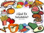 qu es saludable what is healthy