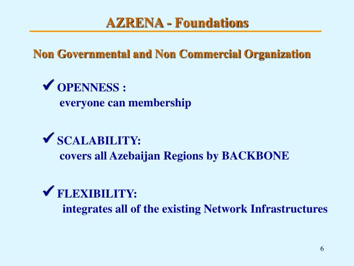 AZRENA - Foundations