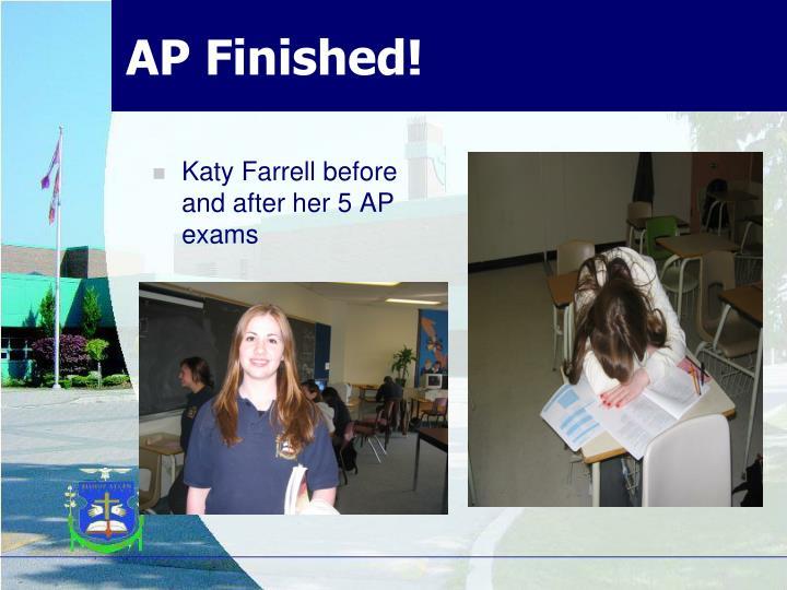 AP Finished!