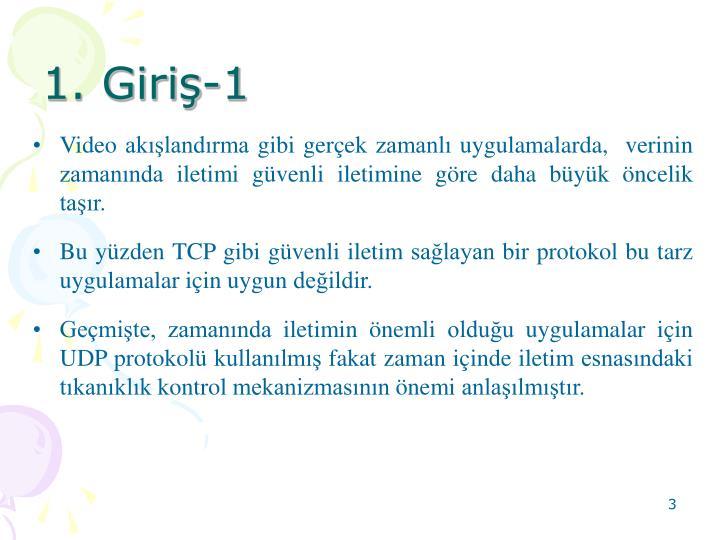1. Giriş-1