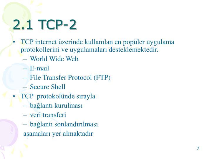 2.1 TCP-2