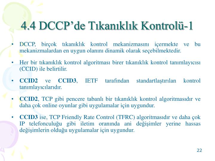 4.4 DCCPde Tkanklk Kontrol-1