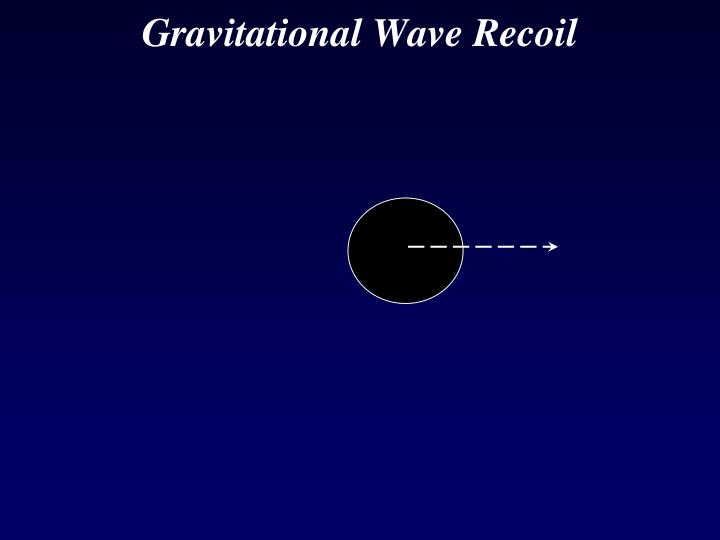 Gravitational Wave Recoil