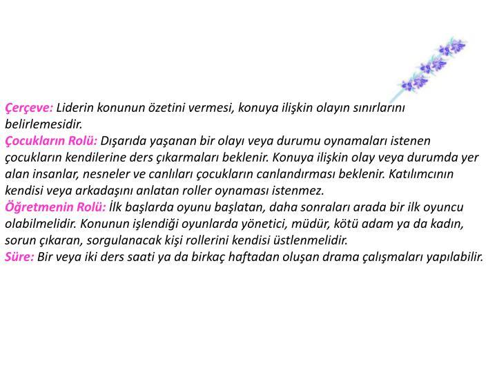 Çerçeve: