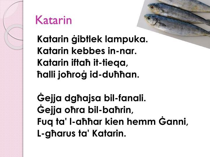 Katarin