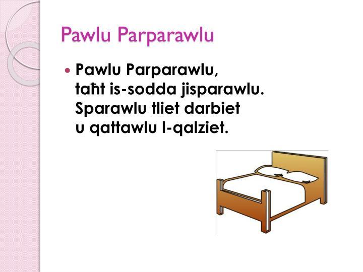 Pawlu Parparawlu