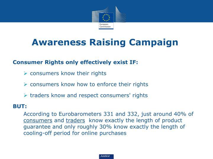 Awareness Raising Campaign