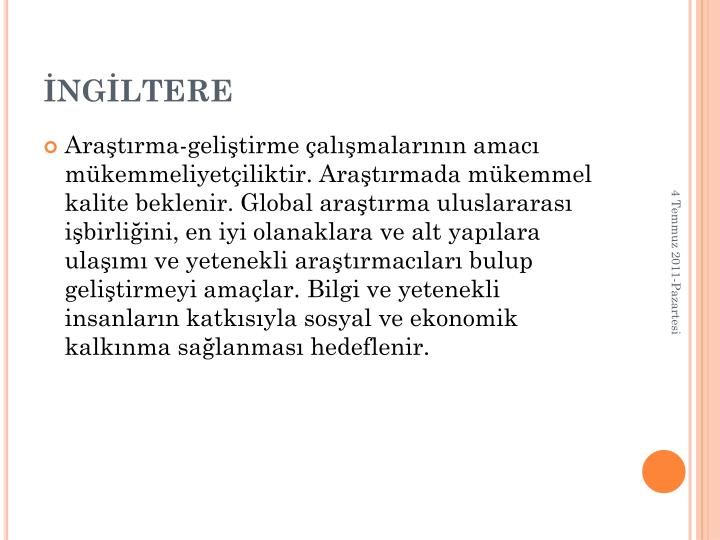 NGLTERE
