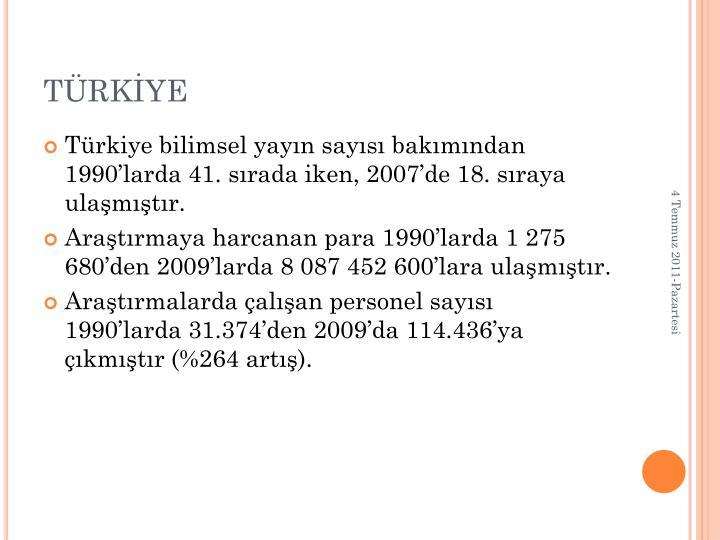 TRKYE