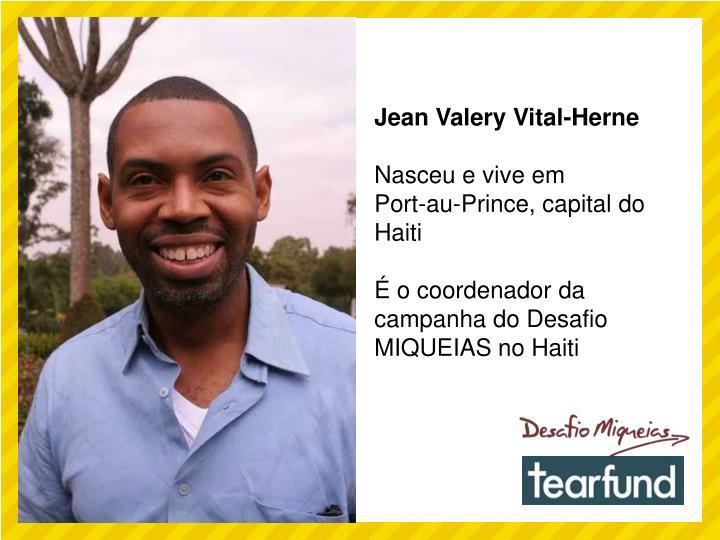 Jean Valery Vital-Herne