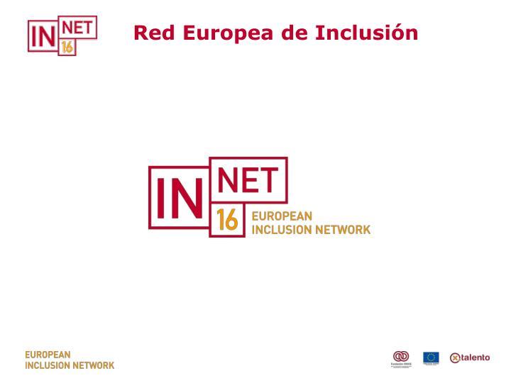 Red Europea de Inclusión