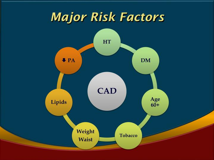 Major Risk Factors