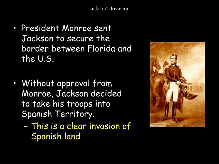 Jackson's Invasion